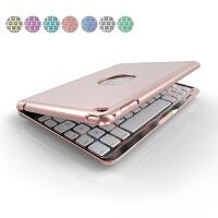 ikodoo爱酷多 苹果ipad mini/mini2 ipad mini3 铝合金背光无限蓝牙键盘保护套 苹果iPa