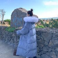 秋冬款宽松棉袄冬季大肚子孕后期棉衣孕妇冬装外套