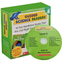 Scholastic Guided Science Readers Parent Pack Level C 17册盒装
