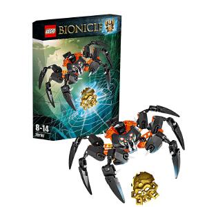 [当当自营]LEGO 乐高 生化战士系列 骷髅蜘蛛王 积木拼插儿童益智玩具 70790