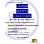 预订 Hawaii 2014 Master Electrician Exam Questions and Study