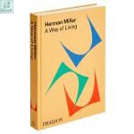 Herman Miller 赫尔曼・米勒:生活方式 英文原版产品设计