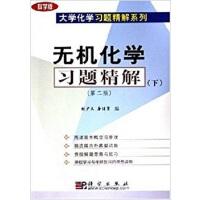 无机化学习题精解(下)(第二版)