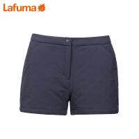 法国LAFUMA乐飞叶女士户外冬季新款运动防风保暖棉短裤LFP06D475