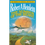 NUMBER OF THE BEAST(ISBN=9780449130704) 英文原版
