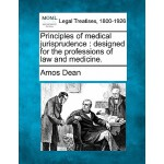 【预订】Principles of Medical Jurisprudence: Designed for the P