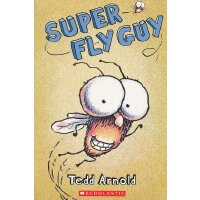 Fly Guy Reader Collection (5 Books)苍蝇小子5册套装 ISBN 9780545615