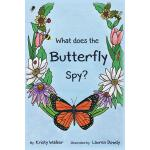 预订 What Does the Butterfly Spy? [ISBN:9781640085688]