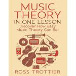 预订 Music Theory in One Lesson: Discover How Easy Music Theo