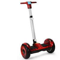 2018新款 智能带扶杆平衡车电动车双轮儿童代步车思维自体感车 36V