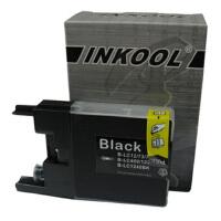 INKOOL 适用于Brother MFC-J6510DW/J6710DW/J6910  兄弟LC400BK