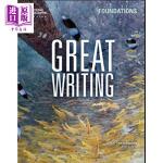 【中商原版】伟大的写作-基础篇(带线上资源)英文原版 Great Writing Foundations: Text