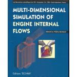 预订 Multi Dimensional Simulation of Engine Internal Flows [I