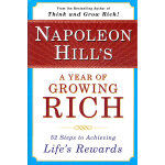 Napoleon Hill's A Year of Growing Rich(ISBN=9780452270541)