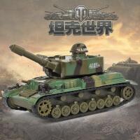 坦克模型儿童玩具车声光回力车战车装甲车军事模型男孩3岁