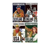 Horrible Histories Special 可怕的历史特别版 7册 儿童桥梁章节读物 插图历史故事书 英文原