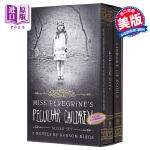 【中商原版】怪屋女孩 佩小姐的奇幻城堡英文原版小说 英文版 合集Miss Peregrine's Peculiar C