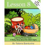 预订 Little Music Lessons for Kids: Lesson 8 - Learning Music