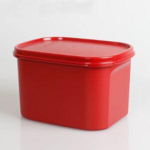 特百惠正品1.9L喜洋洋腌泡乐保鲜盒/泡菜储藏盒