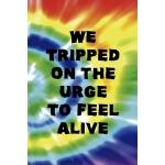 预订 We Tripped On the Urge To Feel Alive: Notebook Journal C