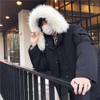 冬季毛�I棉衣男�n版��松日系多口袋工�b潮流�W生棉�\冬天外套保暖ulzzang彩棉�粜窘q