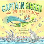 预订 Captain Green and the Plastic Scene [ISBN:9789814794770]