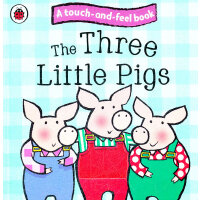 Touch and Feel Fairy Tales: The Three Little Pigs 触摸故事书:三只小