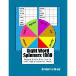 【预订】Sight Word Spinners 1000: Simple & Fun Practice for 100