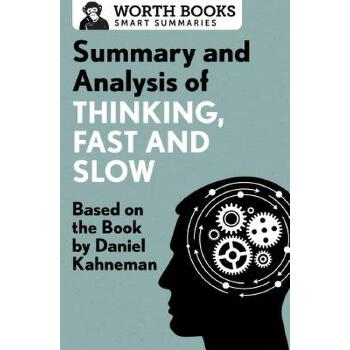 预订 Summary and Analysis of Thinking, Fast and Slow: Based on the Book by Da [ISBN:9781504046756] 美国发货无法退货 约五到八周到货