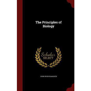 【预订】The Principles of Biology 预订商品,需要1-3个月发货,非质量问题不接受退换货。