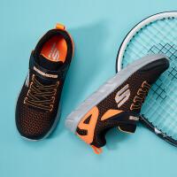 Skehers斯凯奇新款童鞋魔术贴运动鞋男童跑步鞋