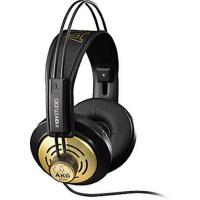 爱科技(AKG) K121S 专业HIFI耳机 半开放设计 全国联保两年