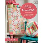 预订 Sew This and That!: 13 Quick-To-Make Quilted Projects [I