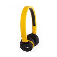 AKG/爱科技 Y40 便携头戴式耳机HIFI耳机耳麦线控  时尚多彩 带麦 可通话智能手机耳机