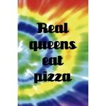 预订 Real Queens Eat Pizza: Notebook Journal Composition Blan