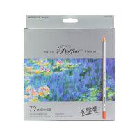 秘密花园 填色 马可MARCO 秘密花园 填色 油性彩铅 72色彩色铅笔 7100-72CB 现货抢购 可画秘密花园和