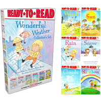 The Wonderful Weather Collector's Set 6册盒装 奇妙天气 分级读物 Ready