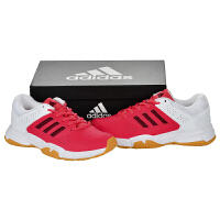 adidas阿迪达斯 羽毛球鞋女子网面透气训练鞋运动鞋 阿迪达斯BB4833