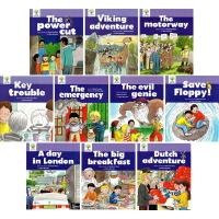 【L6阶段10册】Oxford Story Tree 牛津阅读故事树 儿童阅读英语分级读物绘本 英文原版