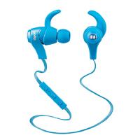 【当当自营】MONSTER/魔声 iSport wireless 爱运动 无线蓝牙耳机 带耳麦手机耳机 入耳式耳塞运动耳机 蓝色
