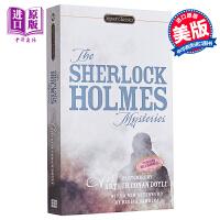 【中商原版】福尔摩斯探案之谜 英文原版 经典文学 The Sherlock Holmes Mysteries Sir