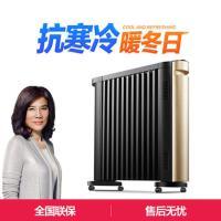 格力(GREE)电油汀NDY21-X6022 折边汀片 3D立体发热 整屋升温 干衣加湿 电暖器取暖器