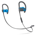 [当当自营] Beats Powerbeats3 by Dr. Dre Wireless 入耳式耳机 电光蓝 MNLX2PA/A