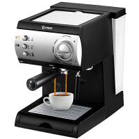 Donlim/东菱 DL-KF6001意式咖啡机半自动现磨家用煮奶小型热饮机