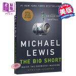 【中商原版】大空头 英文原版 The Big Short 全球金融 华尔街 投资枭雄 信贷风暴