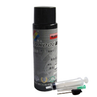 inkool丹瑞 碳零专业级填充墨水 HP 818墨盒黑色30ML+工具