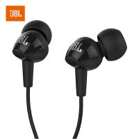 JBL C100SI 超轻盈入耳式耳机 耳麦 苹果 安卓通用耳机 游戏耳机 JBL耳机