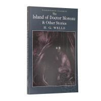 莫洛博士岛 英文原版小说 The Island of Doctor Moreau and Other Stories