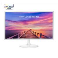三星(SAMSUNG)C27F391FHC 27英寸 1800R曲率 广视角低蓝光 曲面电脑液晶显示器(HDMI) 【
