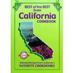 预订 Best of Best from California Cookbook [ISBN:978189306202
